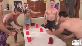 Flip Cup 2 Bareback Fuck – Reality Dudes