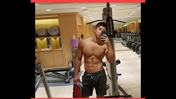 Korean guy Bing Goon - DaddyFuckOldMan