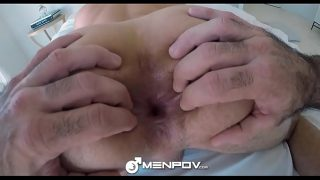MenPOV POV fuck with Wesley Woods and Billy Santoro