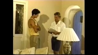 Blond mail man Johnny Rey has delivered some letters for Anthony Colt and has got special reward in the form of hard cock stretching his ass